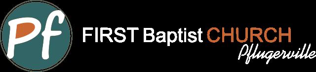 First Baptist Church Pflugerville