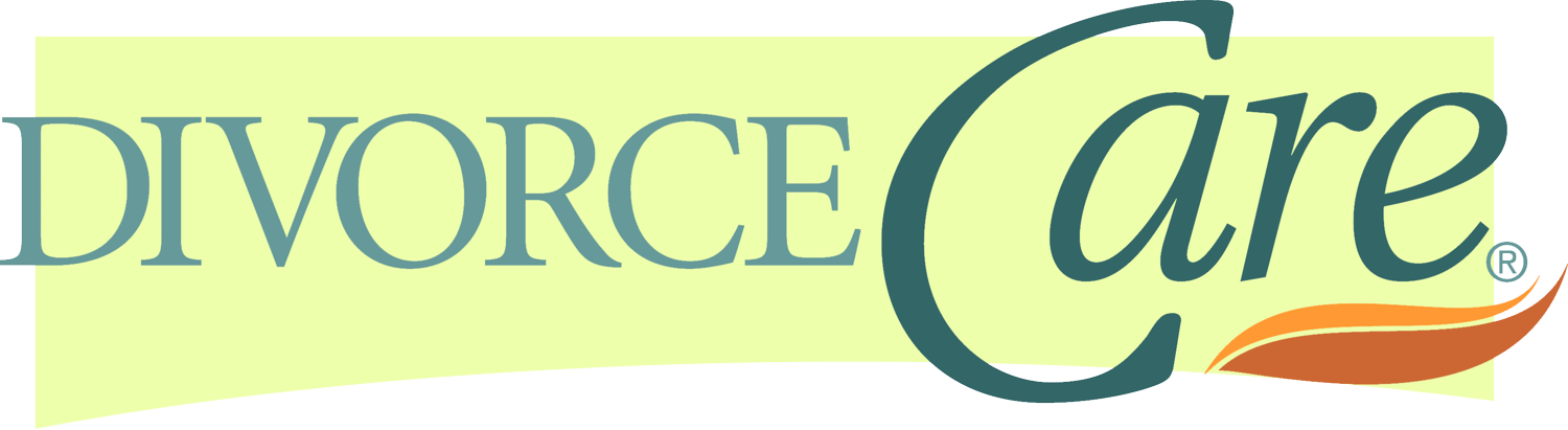 Divorce Care logo no BG